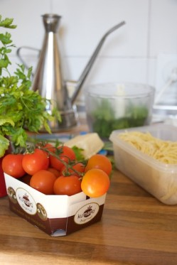 Mediterranean pesto