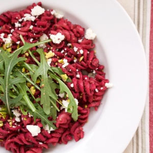 Beets pesto top
