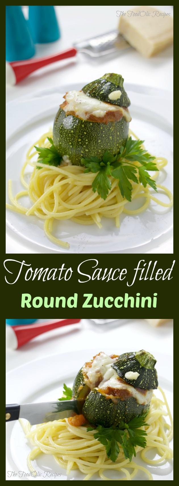 courgette round tomato pasta