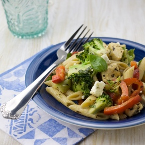 mediterranean pasta salad(2)