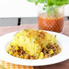 Paté chinois spanish style