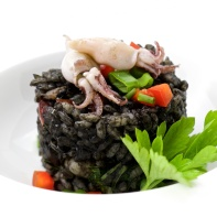 Arroz Negro squid spanish ink