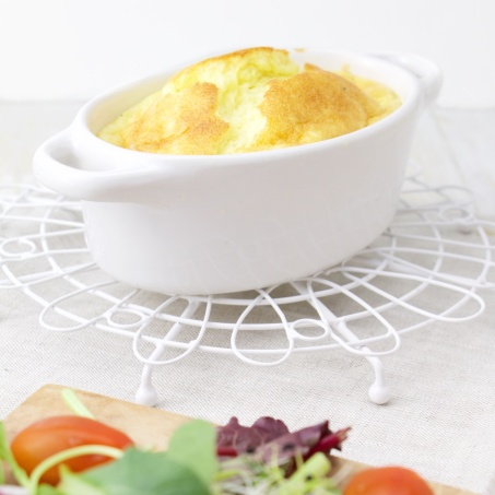 cheese&thyme soufflé