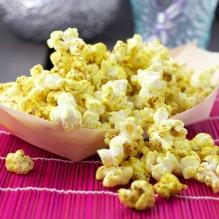 curry powder popcorn