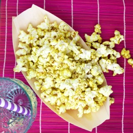 Indian popcorn