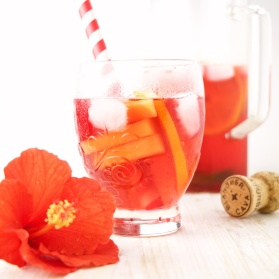 Sangria de Hibiscus