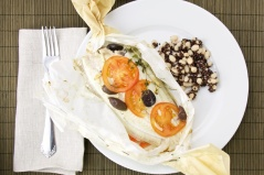 Sole Papillote