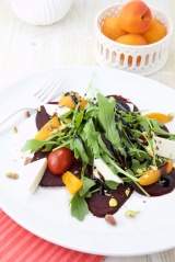 beets and apricot salad