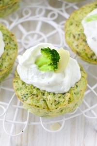 broccoli quiches