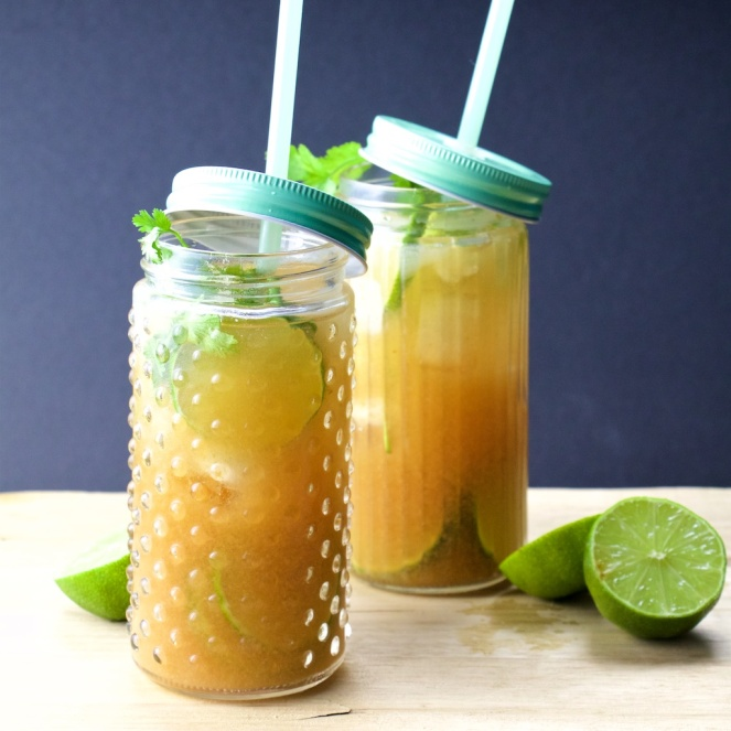 Tamarind ice tea
