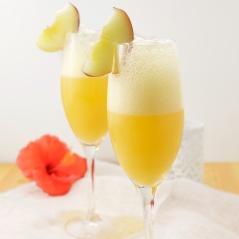 nectarine mimosa