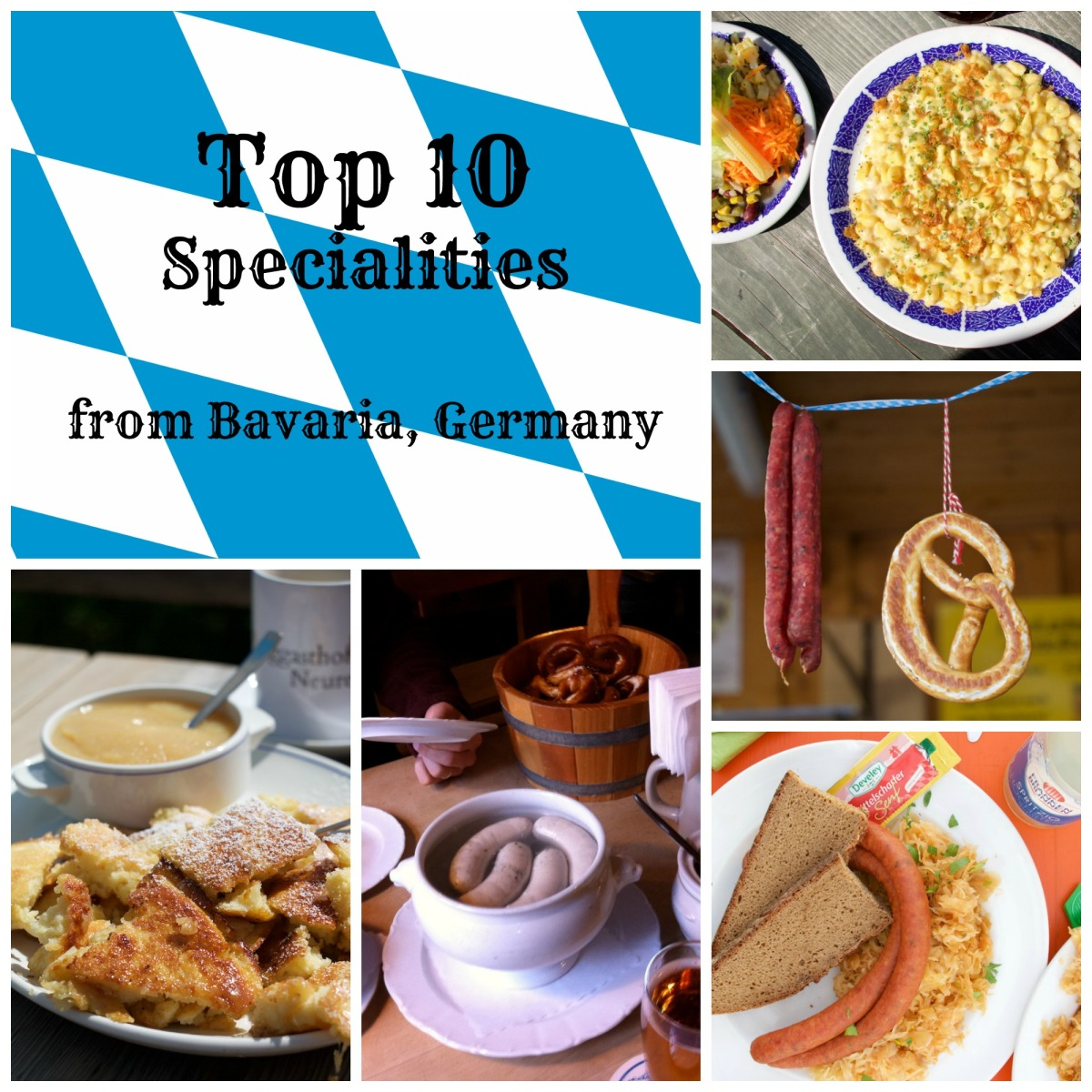 10 delicious specialities from Bavaria, Germany