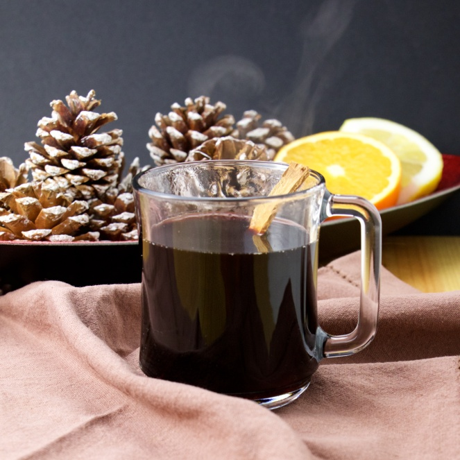 german mulled wine christmas