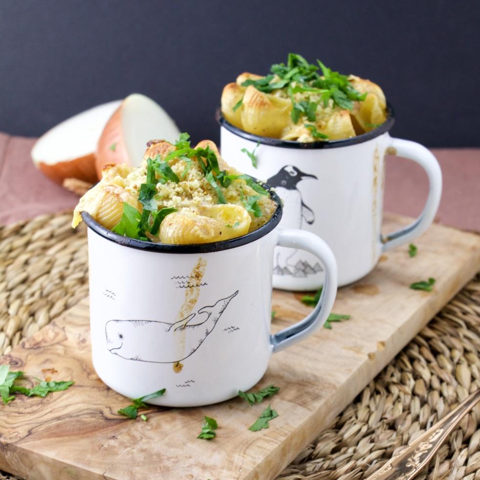 Onion Soup Pasta