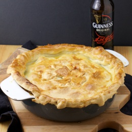 Guinness Meat Pie