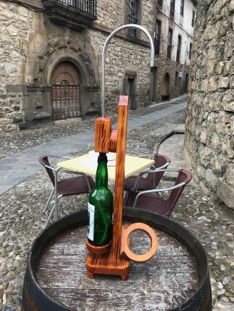Cantabria cider system