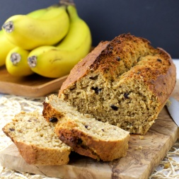 Banana Blueberry yogurt Bread