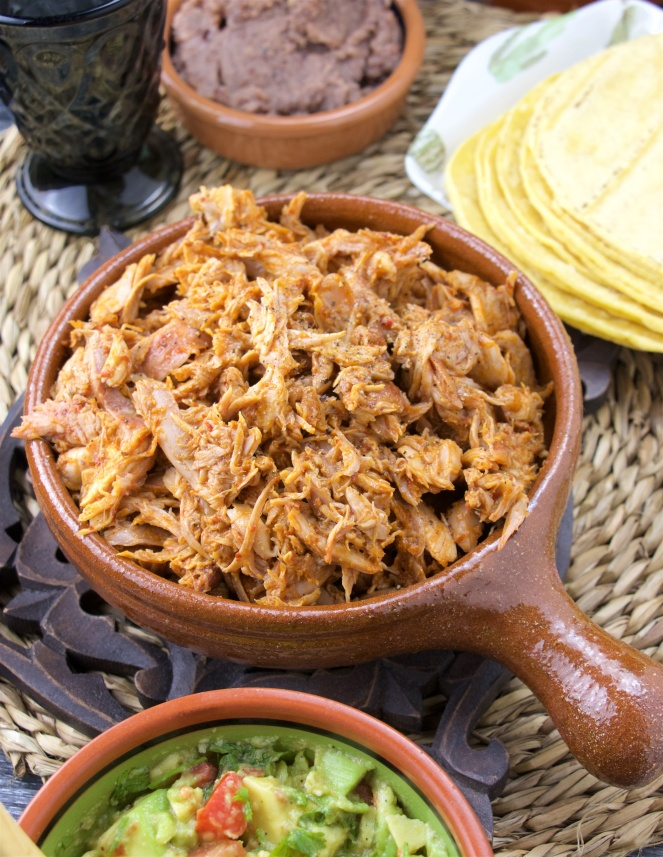 Chipotle-Maple Pulled Pork Tacos