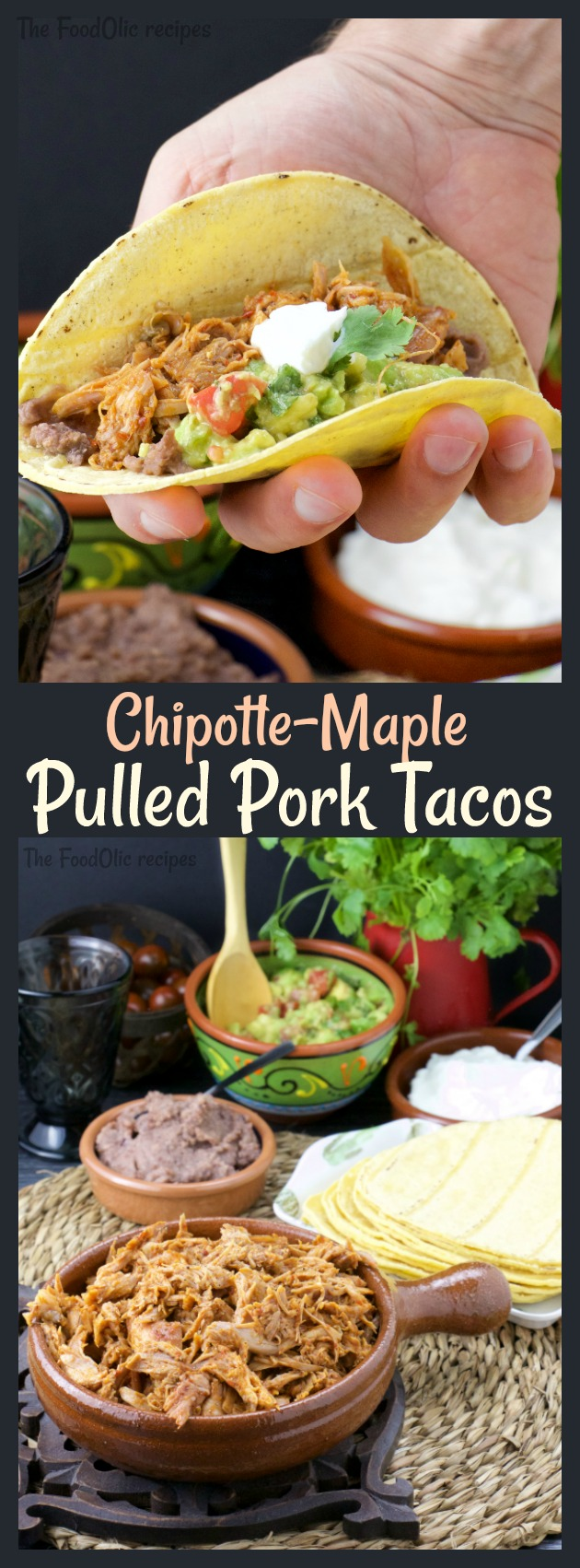Chipotle-Maple Hot Tacos