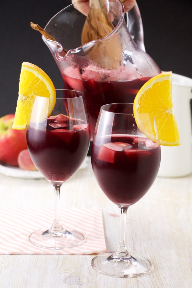 sangria spanish cocktail