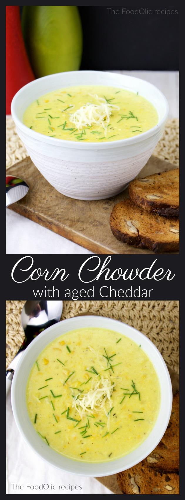 chowder soup corn cheddar