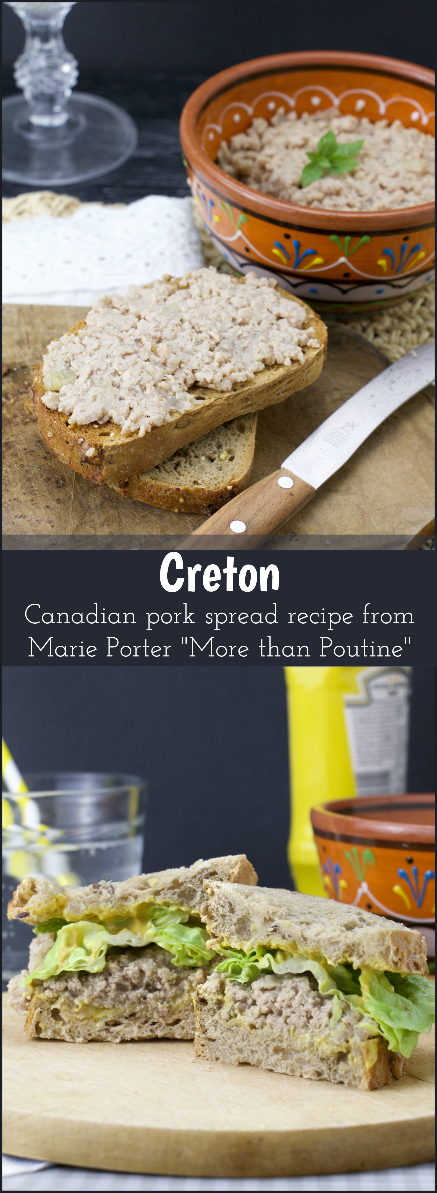 French Canadian Creton Recipe