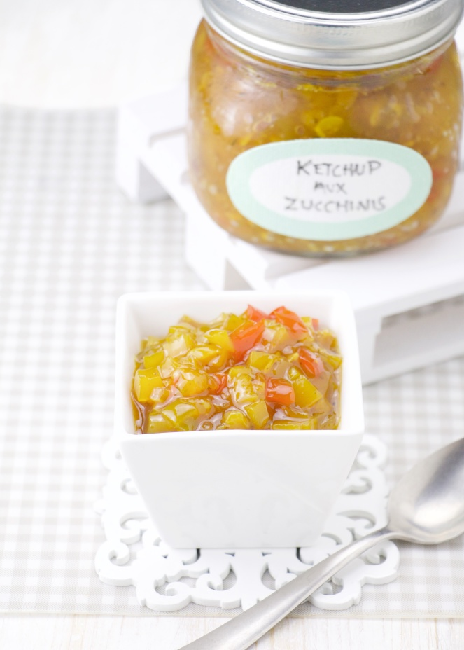 zucchini relish courgette