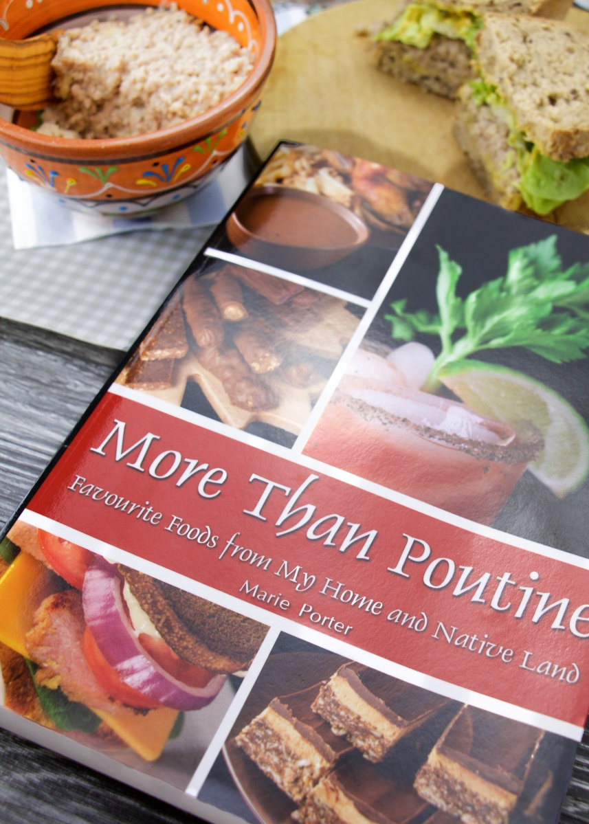 "Book review: ""More than Poutine"" *GIVEAWAY* + Creton Recipe"